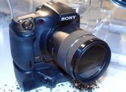 Sony DSLR-Kameras: Nachfolger für Alpha