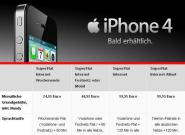 iPhone 4 bei Vodafone –