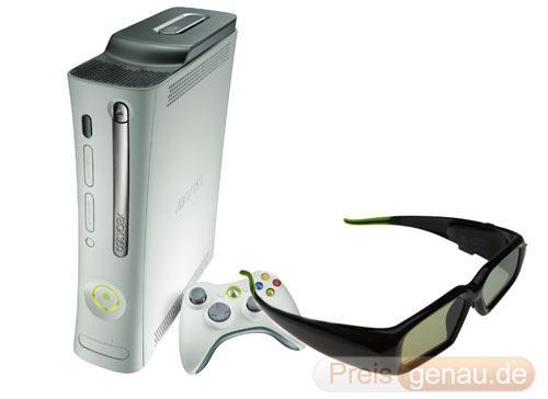 xbox 3D brille