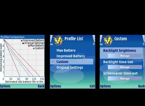symbian battery extender lite