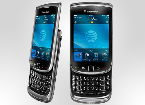 Blackberry Torch 9800 Smartphone