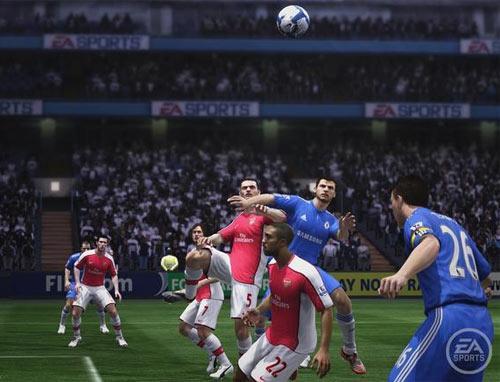 FIFA 11 Sreenshot Spiel