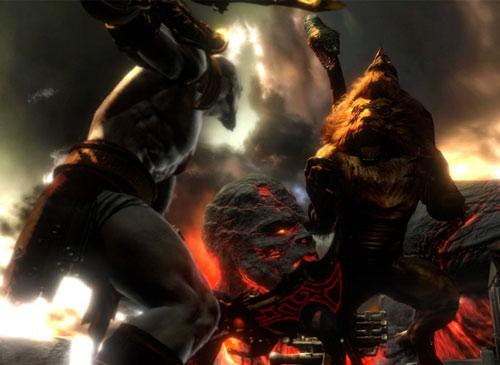 God of War III Screenshot