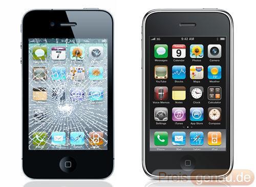 i phone 4 glas