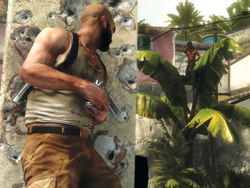 Max Payne 3 Screenshot Kampf