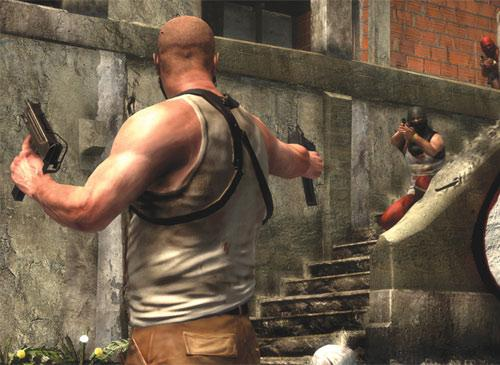 Max Payne 3 Screenshot Kampf