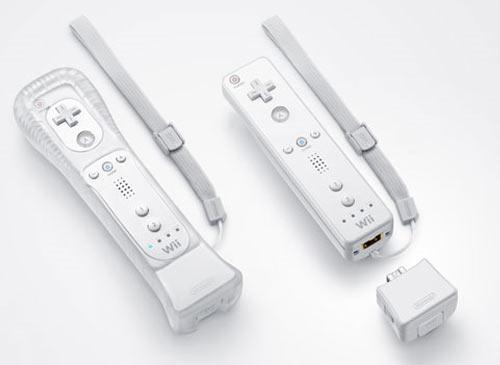wii remote plus controller