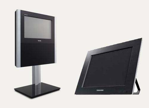 Toshiba 3D-TVs ohne Brille