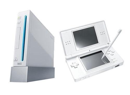 Nintendo Wii und DS