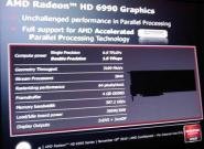 AMD HD 6990 Grafikkarte: Technische