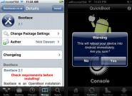 Dual-Boot für Handys: Apple iPhone