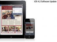 iOS 4.2 mit über 100