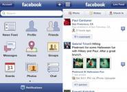 Mobil Chatten: Facebook App für