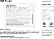 Mac OS X Widgets: Die