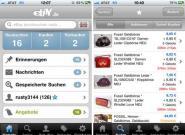 eBay iPhone App jetzt mit