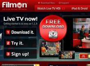 FilmOn: Kostenloser Live-Stream von Filmen,