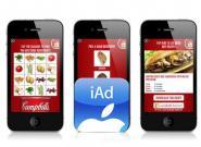 Werbung auf dem iPhone 4: