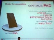 LG Pad: LG bringt Apple