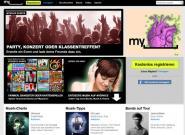 Myspace wird zur Last.fm Alternative