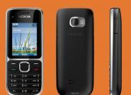 Nokia C2-01: Günstiges UMTS-Handy für