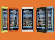 Nokia N8 Handy stürzt grundlos