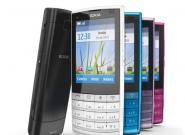 Nokia X3 Touch and Type: