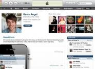 Facebook vs. Apple Ping: iTunes