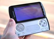 Fotos des Sony Ericsson PlayStation