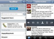 Twitter per Handy nutzen: Apps
