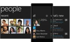 Microsoft stellt neue Windows Phone