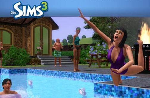 Die Sims 3 – Xbox