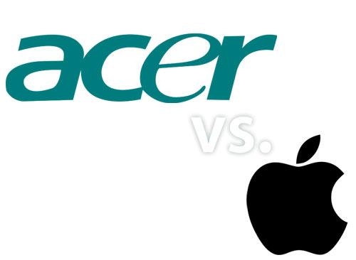 acer attack apple
