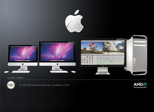 apple amd hardware