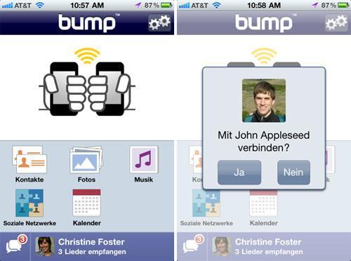 Apple App Bum Screenshot