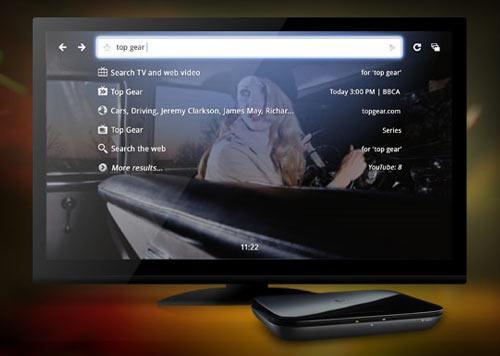 google tv suche