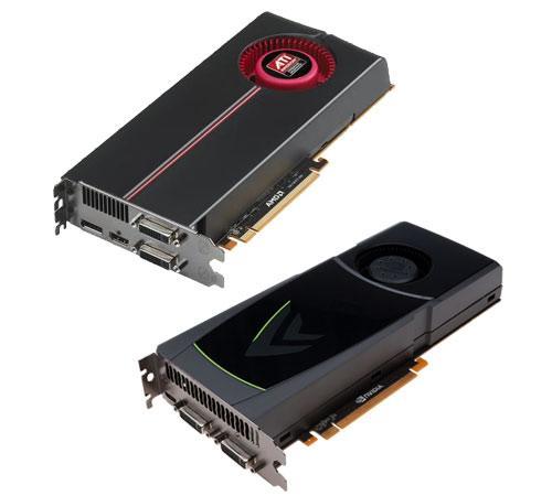 Grafikkarten Nvidea AMD