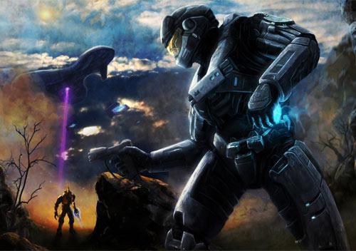 Halo: Reach Treffen
