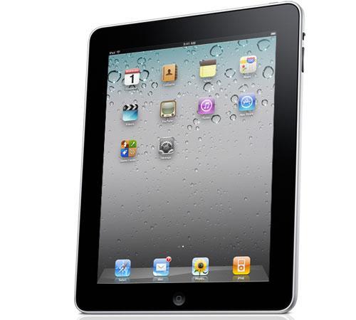 Apple iPad mit iOS 4.2 Golden Master