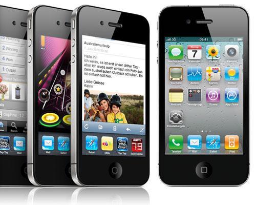 Apple iOS 4.1 Funktionen