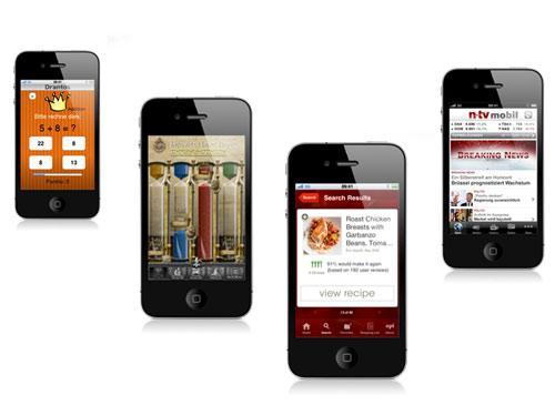 Apple Apps New Kochen Spielen