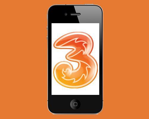 Apple iPhone bei 3