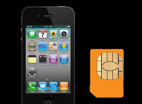 i phone ohne sim karte