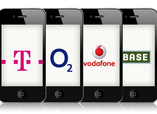 i phone 4 anbieter