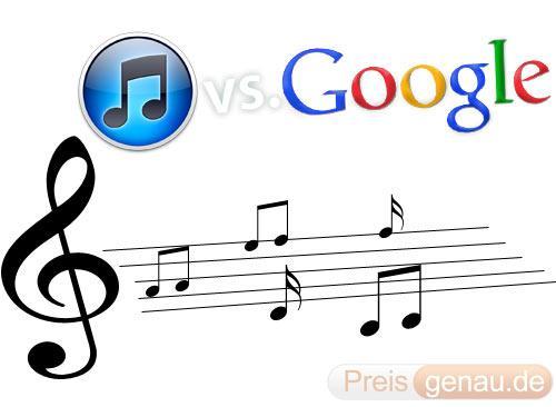 itunes vs. google