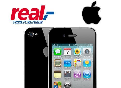 Real I Phone 4