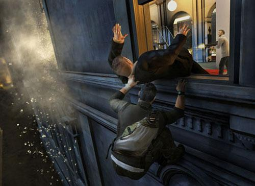 Splinter Cell: Conviction Screenshot