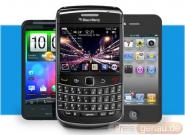 Blackberry überholt iPhone bei der