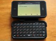 iPhone 4 Handy mit Bluetooth