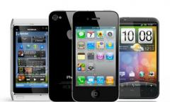 50% Billiger: iPhone 4, Nokia