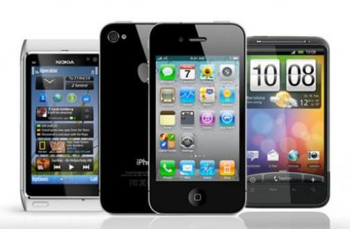 50% Billiger: iPhone 4, Nokia